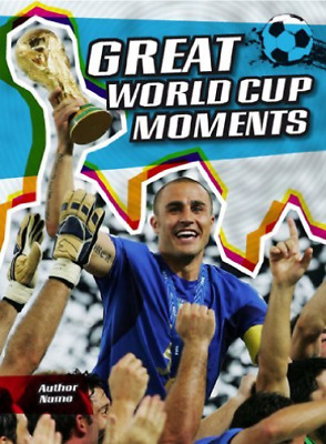 Hurley  Michael-Great World Cup Moments  BOOKH NEW
