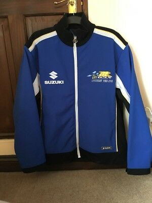Suzuki GSXR Limited Edition 25th Anniversary Jacket RARE Motorbike Racing XXL