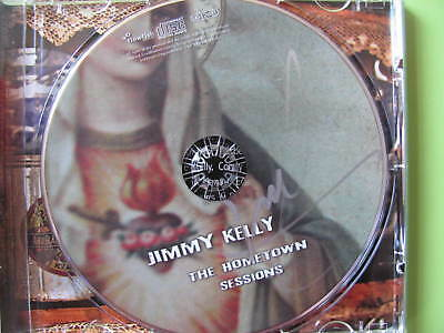 Autogramm auf CD - Jimmy Kelly - Kelly Family -The Hometown Session-orig.autogr.