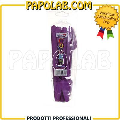 20 Coltelli Di Plastica Colorati Compleanni Feste Party Dopla Colors Viola