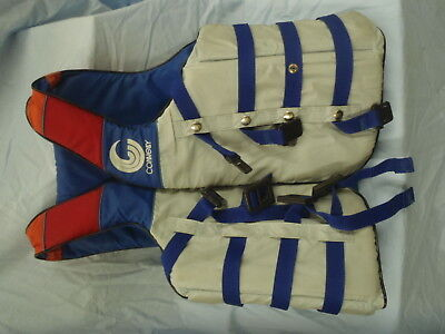 CONNELLY Type III Life Jacket PFD Adult Extra Large Chest 44-50 Model 606ZX