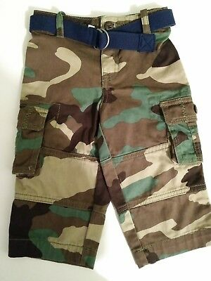 Polo Ralph Lauren Baby Boys Camouflage Pants Size 12 Months
