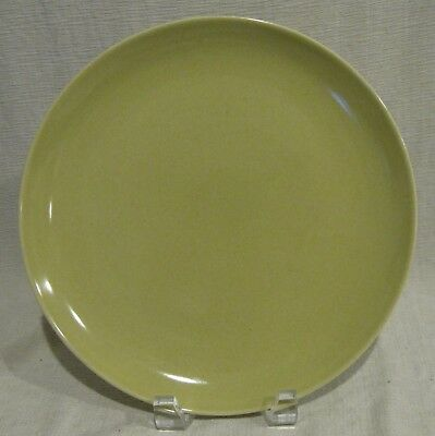 Russel Wright Iroquois Casual Avocado Dinner Plate