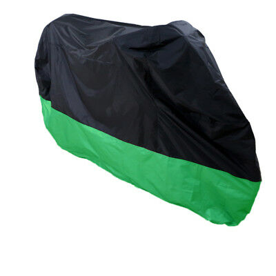 Green Motorcycle Rain Dust Cover For BMW F K R S 650 800 1100 1200 1300 1600