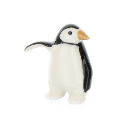 Penguin Baby Miniature Ceramic Figurine made in the USA by Hagen-Renaker