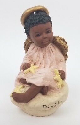 Martha Holcombe Ornament Figurine TIA Angel 1996 Retired