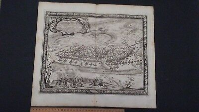 Pugna prope pagum Golumbo 1697 Pufendorf Poland Vistula river Casimirs battle