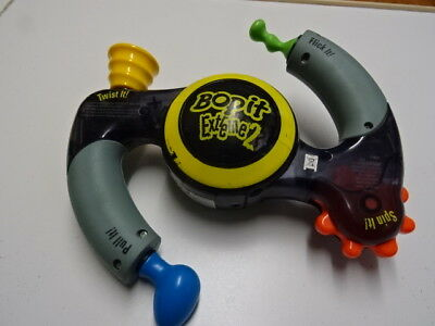 Bop It Extreme 2 Hand Held Electronic Game Hasbro 2499 Picclick Uk