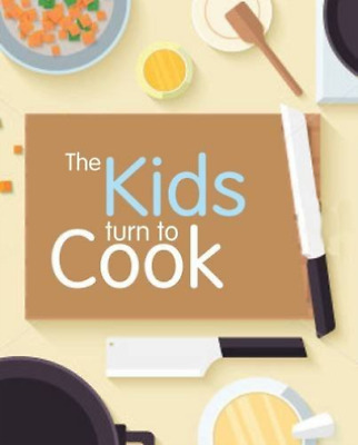 Brooker, M-The Kid`s Turn To Cook  Book New