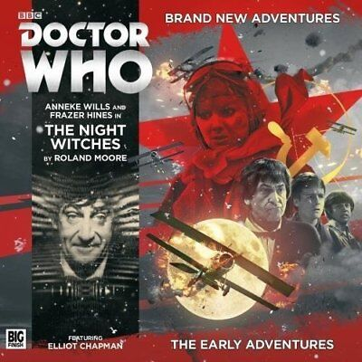 Moore, Roland-Early Adventures - The Night Witches  CD NEW