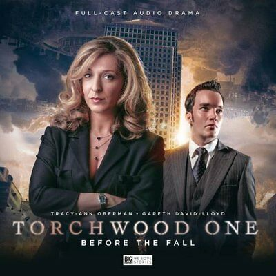 Lidster, Joseph-Torchwood One: Before The Fall  CD NEW