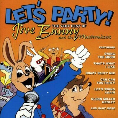 Jive Bunny - Very Best of - Jive Bunny CD CLVG The Cheap Fast Free Post The