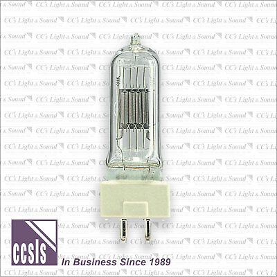 Philips 6820P T25 240V 500w GY9.5 Replacement Lamp