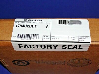 FACTORY SEALED Allen Bradley 1784-U2DHP /A USB to Data Highway Plus Cable UNIT 2