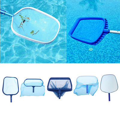 Replacement Heavy Duty Pool Leaf Skimmer Swimming Pool Cleaner Leaf Net PICK