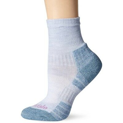 Bridgedale Woolfusion Trail Light Women's Sock Grey and Smokey Blue Large