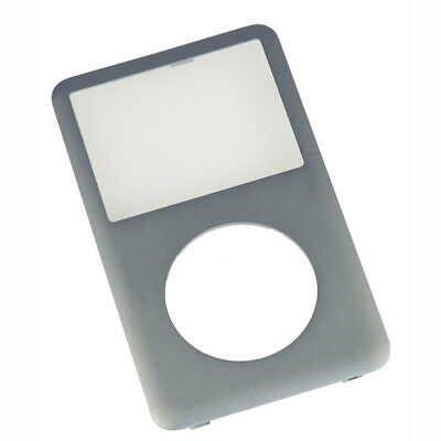 For Apple iPod Classic Front Panel Black Replacement Part