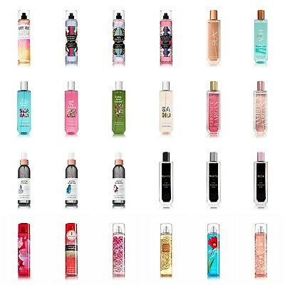 Bath and Body Works Fine Fragrance Mist