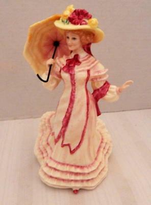Royal Doulton Lady Figurine SPRINGTIME Hand Signed HN3477 1993 Retired - MINT