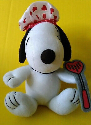 Peanuts Baby Snoopy Stuffed Animal Toy Dog 7 35 Picclick