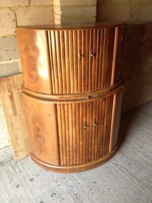 Art Deco cocktail cabinet 1950's