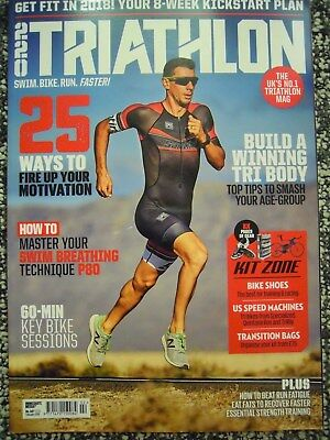 TRIATHLON 220 MAGAZINE No. 347 FEB. 2018