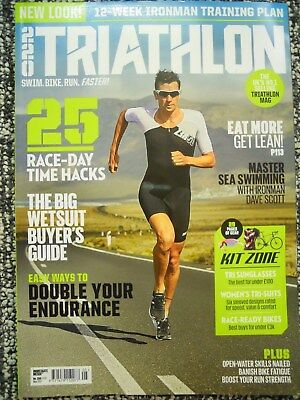 TRIATHLON 220 MAGAZINE No. 338 MAY. 2017