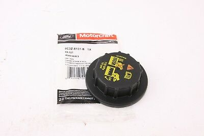 New OEM Motorcraft RS527 Ford Lincoln Mercury Radiator Coolant Recovery Tank Cap