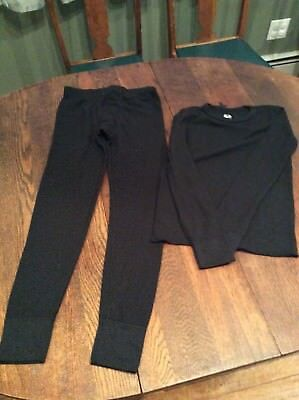 Fruit Of The Loom Thermals, 10-12, Long Underwear, Base Layers,Preowned