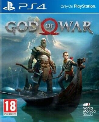 God of War (PS4) PEGI 18+ Adventure Value Guaranteed from eBay's biggest seller!