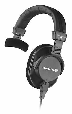 NEW! Beyerdynamic DT-252-80OHM Single Ear Headphone Version of DT-250 Headphones