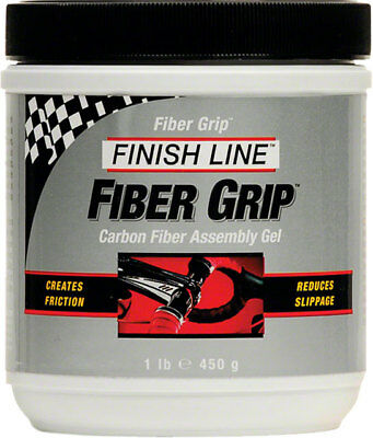 New Finish Line Fiber Grip 16oz Tub