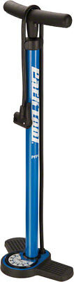 Park Tool PFP-8 Home Mechanic Floor Pump Blue/Black