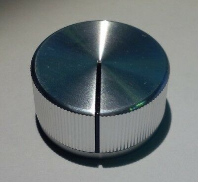 (Lot Of 22) Apem Components Mod. 420067A1/4 Machined Aluminum Knobs