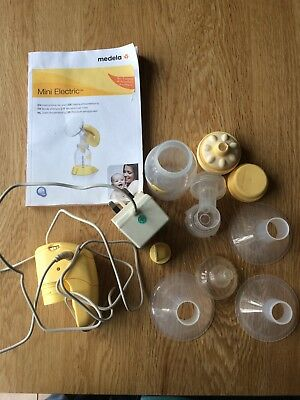 Medela electric breast pump single