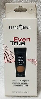 Black Opal Even True TAN Conceal & Brighten Under-Eye Concealer .35 oz/10g New