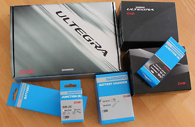 Shimano Ultegra Di2 6770 Complete Electronic Groupset Upgrade Kit