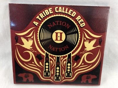 A Tribe Called Red - Nation II Nation ~ BRAND NEW, FACTORY SEALED - CD