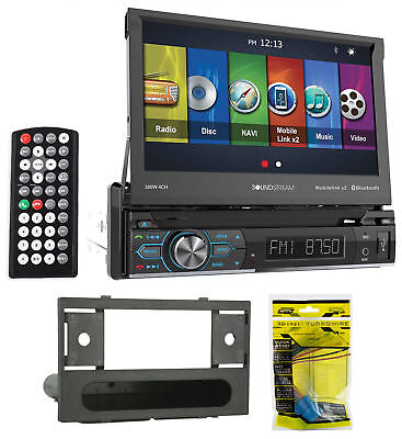 Navigation GPS DVD/CD Player Stereo+Bluetooth+Install For 1999-2000 Honda Civic