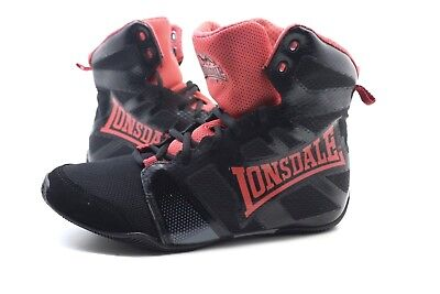 Lonsdale Ghostspeed Mens Boxing Boots UK size 7
