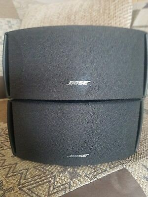 Bose 321 Black Gem Stone Speakers