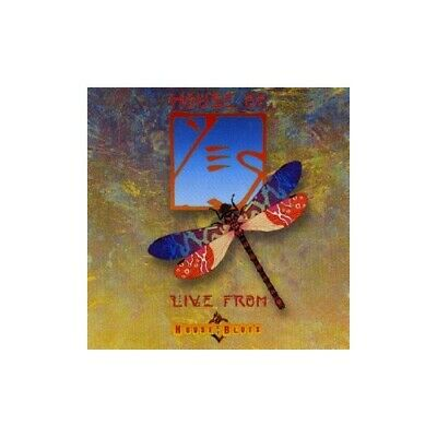 Yes - Live From House Of Blues - Yes CD KTVG The Cheap Fast Free Post The Cheap