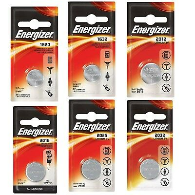 Pile Bottone Batteria Pile Energizer Cr2032 Cr2016 Cr2025 Litio 3V Battery Pila