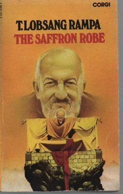 The saffron robe by Lobsang Rampa, T Book The Cheap Fast Free Post