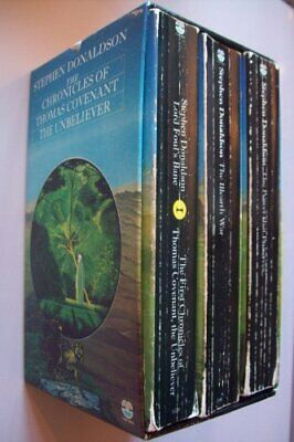 The First Chronicles of Thomas Covenant, th... by Donaldson, Stephen R Paperback
