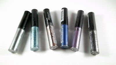 NYC New York Color Sparkle Eye Dust Eye Shadow Tubes - Choose Your Color