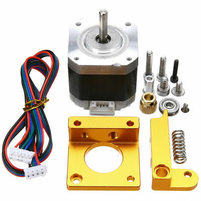 7 in1 Extruder kit W/ Nema17 Stepper Motor 1.75mm Filament For 3D Printer RepRap