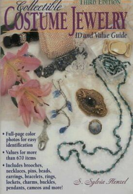 Collectible Costume Jewelry: ID and Value Guide