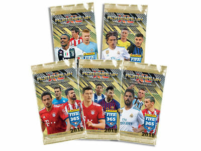 2018 FIFA RUSSIA World Cup ADRENALYN XL PANINI Trading Card Sealed Packs