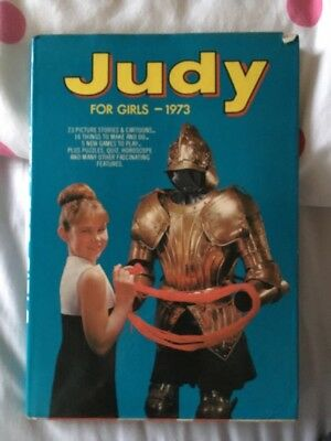 Judy For Girls Annual 1973 ***Unclipped***